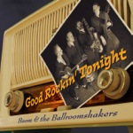 CD-Cover: Boom & the Ballroomshakers - Good Rockin Tonight