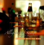 CD-Cover: Alligators of Swing - Scotchin With The Soda